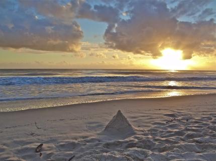 Sunrise, Woorim Beach