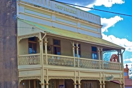 Old pub, Ravenswood, QLD