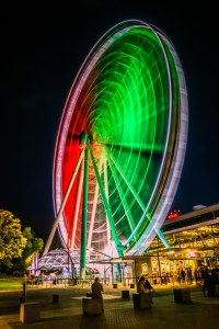 Brisbane Eye blurred