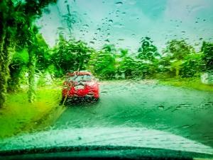 Blur windscreen